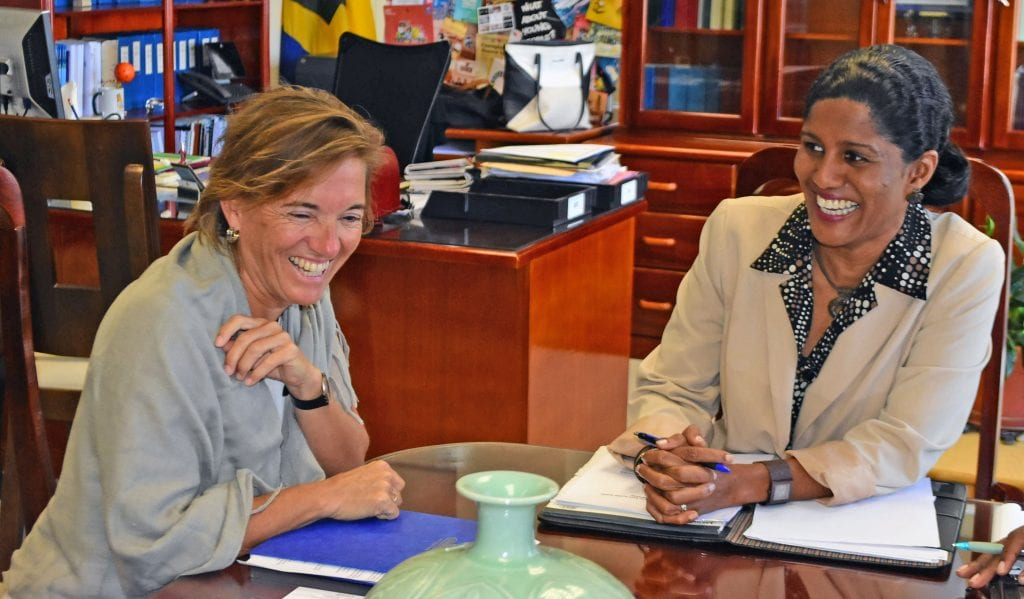 Barbadians Embracing Technical & Vocational Training