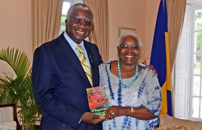 Prime Minister Receives Wilson Memoir