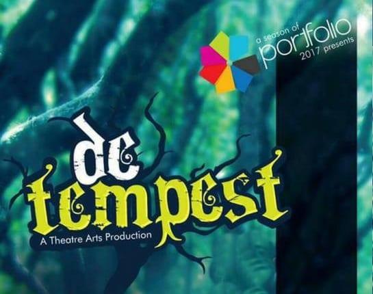 """BCC Students Staging """"De Tempest"""""""