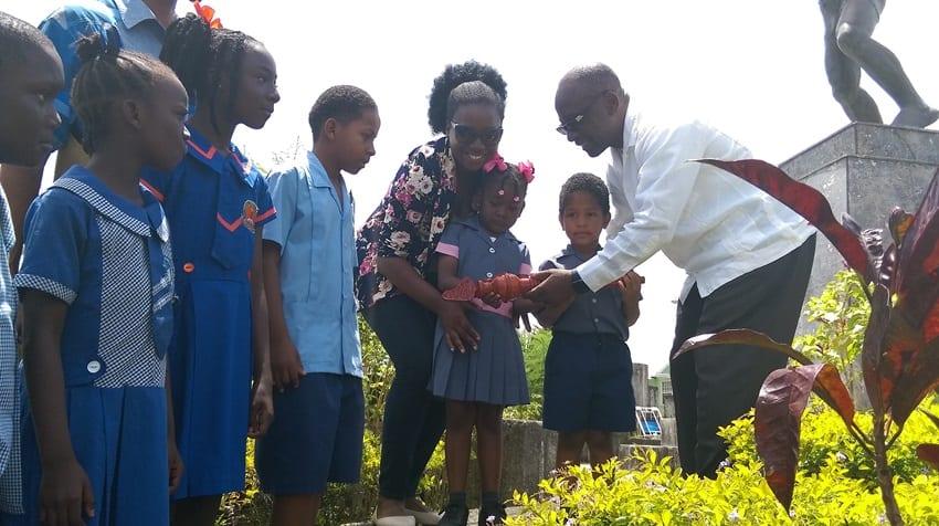 Lashley Passes On Self-Reparations Baton