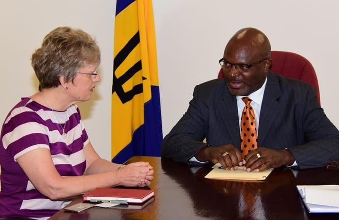AG & British Envoy Condemn Attack