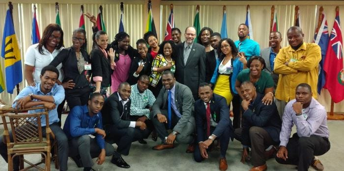 Applications Open For CARICOM Youth Ambassadors