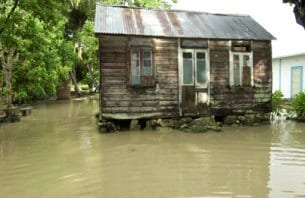 Barbadians Cautioned About Flooding