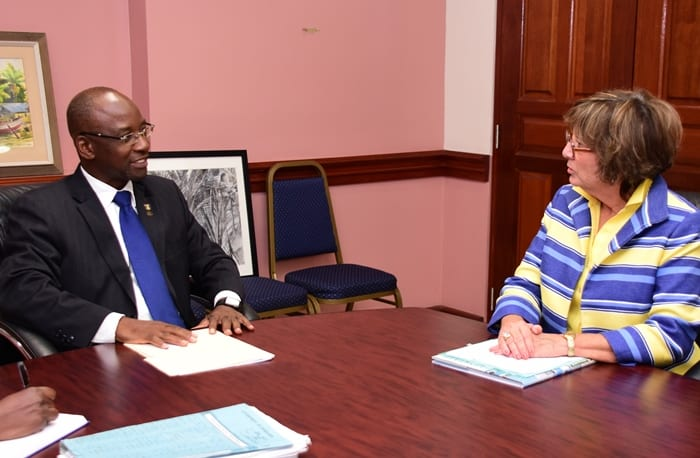 Barbados & US Dialogue On Culture
