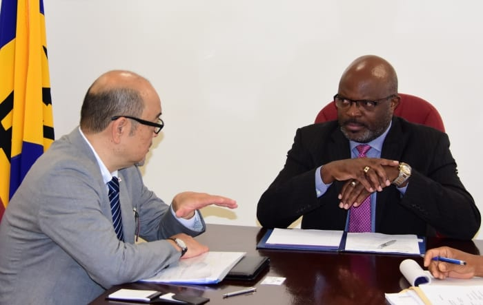 Japan Keen To Assist Barbados