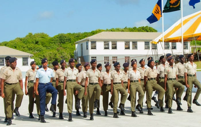 Barbados Cadet Corps To Launch Website