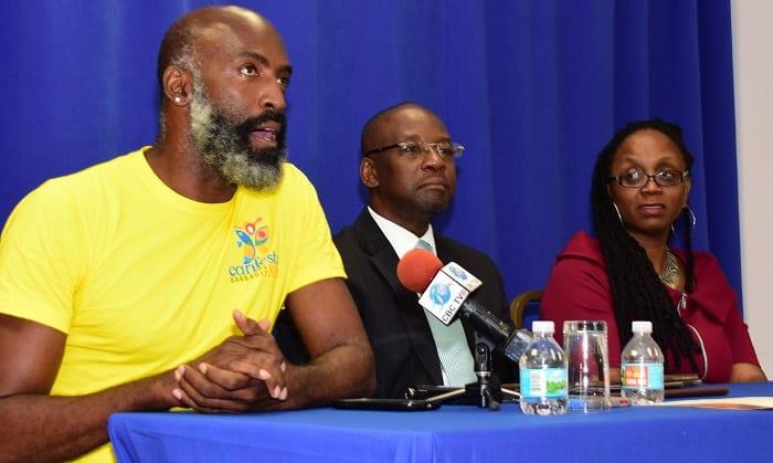 Barbados Building CARIFESTA Legacy