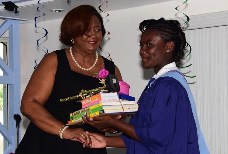 Graduates Urged To Author Their Own Stories