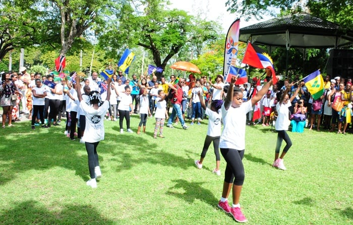 CARIFESTA Comes To Hothersal, St. John