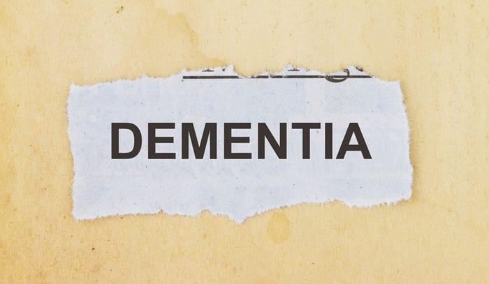 Men's Health Group To Discuss Dementia