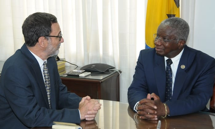 Israeli Envoy Bids Farewell To Region
