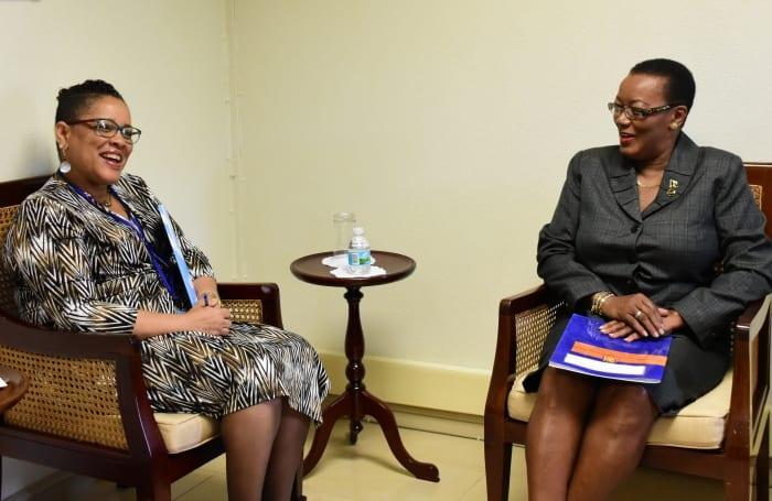 Barbados Lauded By New UN Women's Head