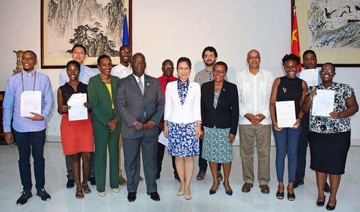 Scholars Urged To Be Good Ambassadors