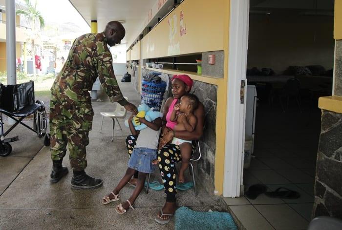 Relief For Children In Hurricane Impacted Islands