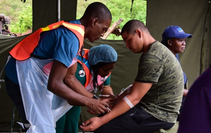 Doctors & Nurses To Assist Dominica