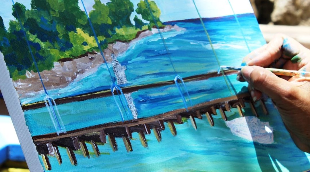 En Plein Air Artists Showcase Their Skills