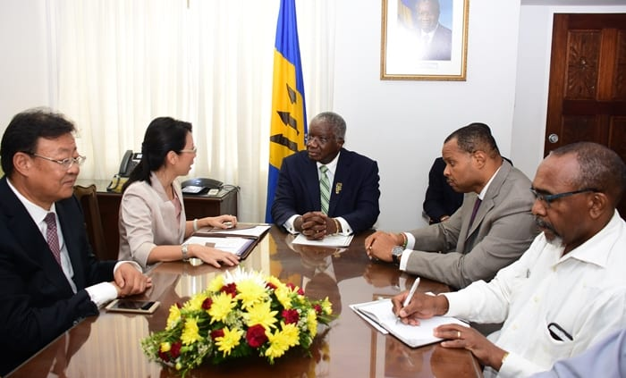 Barbados & China's Relations Solid