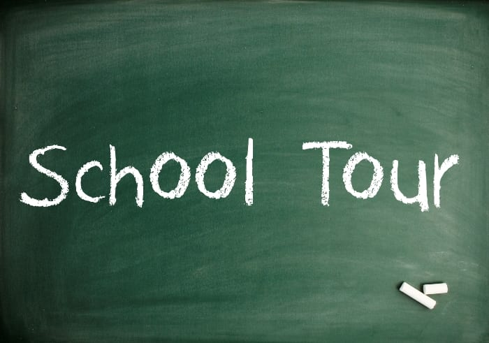 Tour For St. Philip Primary Students
