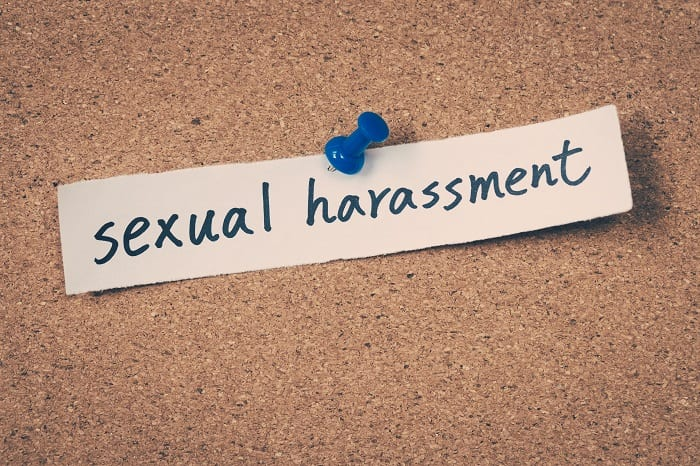 June 15 Deadline For Sexual Harassment Policies