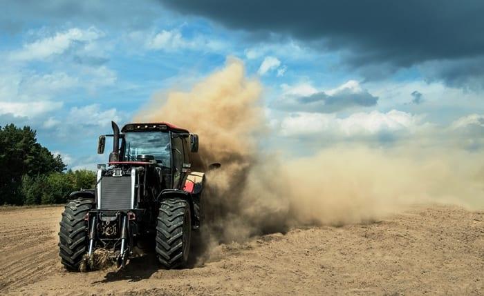 Motor Tractor Cultivation Scheme