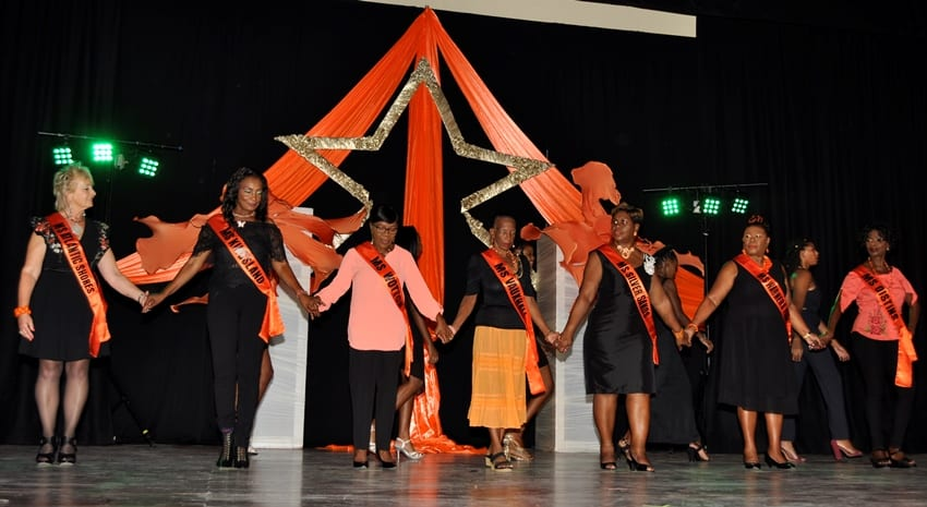 Christ Church Seniors Honoured at Pageant
