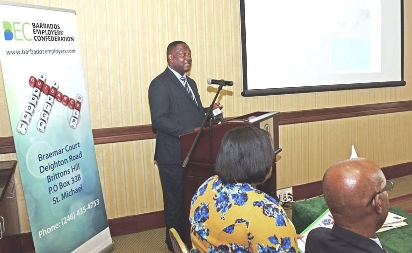 Inniss: Business Continuity Plans Vital