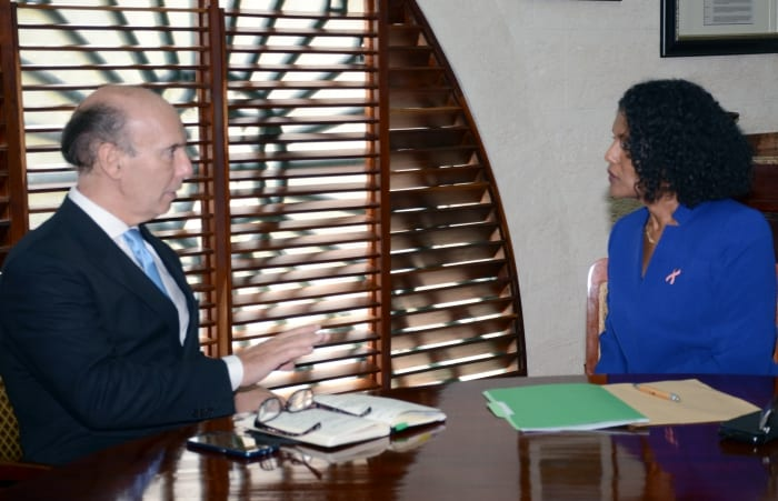 Spain Eager To Work With Barbados