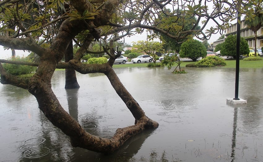 Flood Watch In Effect For Barbados