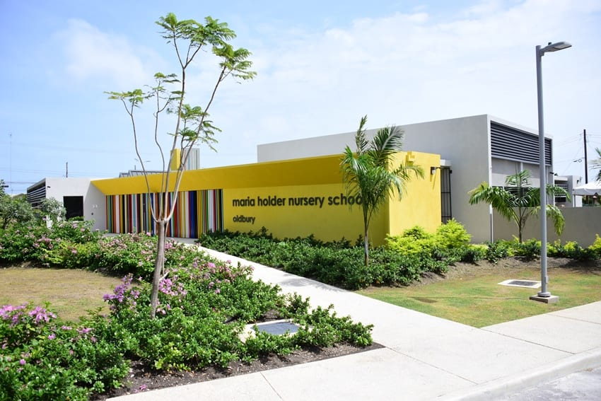 Maria Holder Nursery School Opens