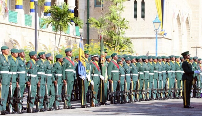 BDF's 39th Anniversary Parade On Saturday