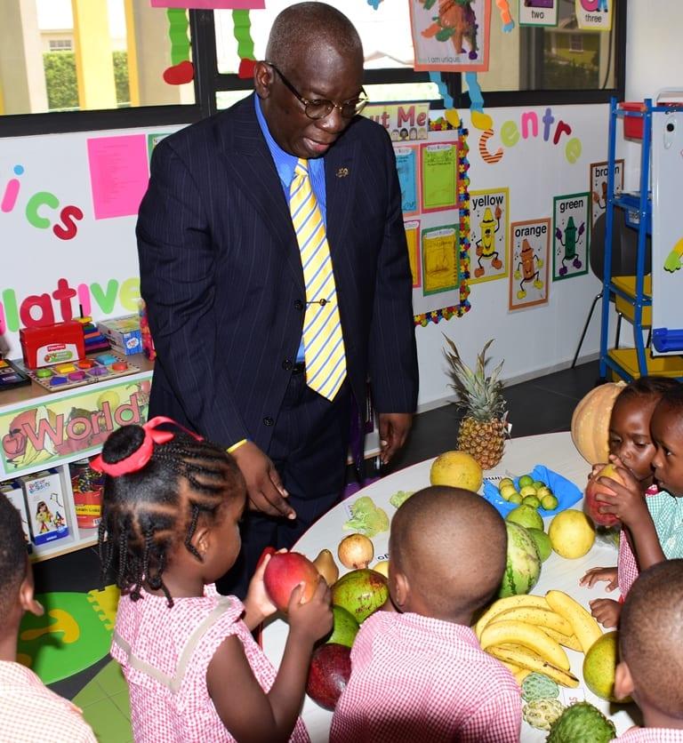 ronald_jones_students_Maria_Holder_Nursery_School
