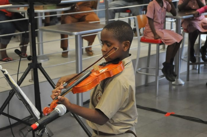 Lunch Time Concerts To Continue