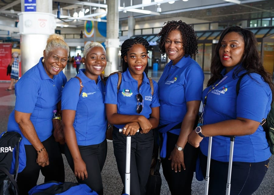 WorldSkills Team Off To Abu Dhabi
