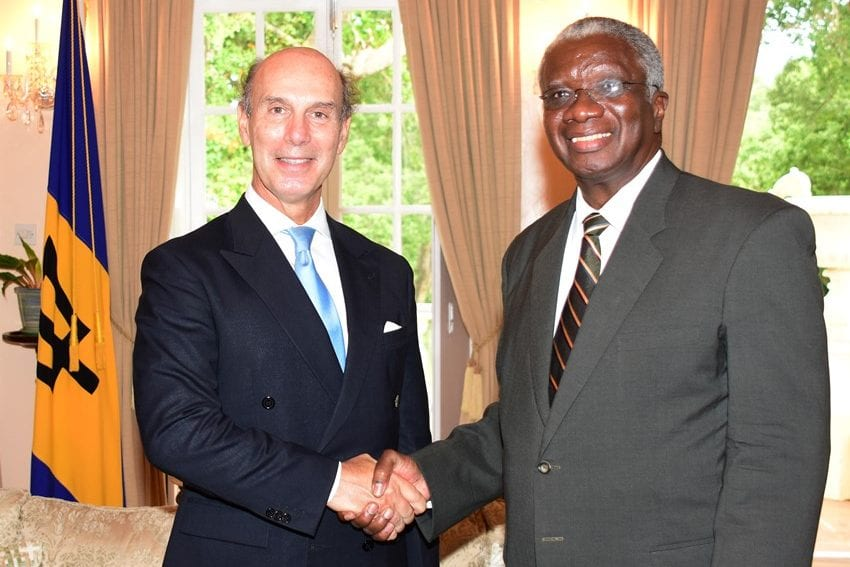 Areas Spain Could Assist Barbados