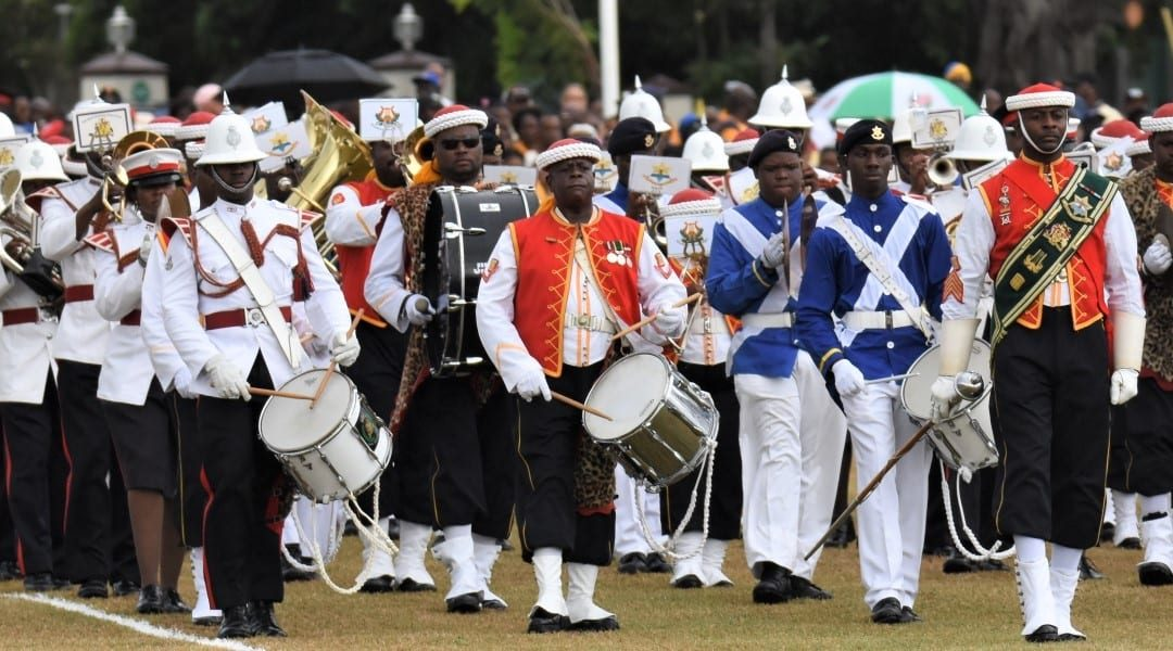Parade & Procession To Mark 53 Years Of Independence