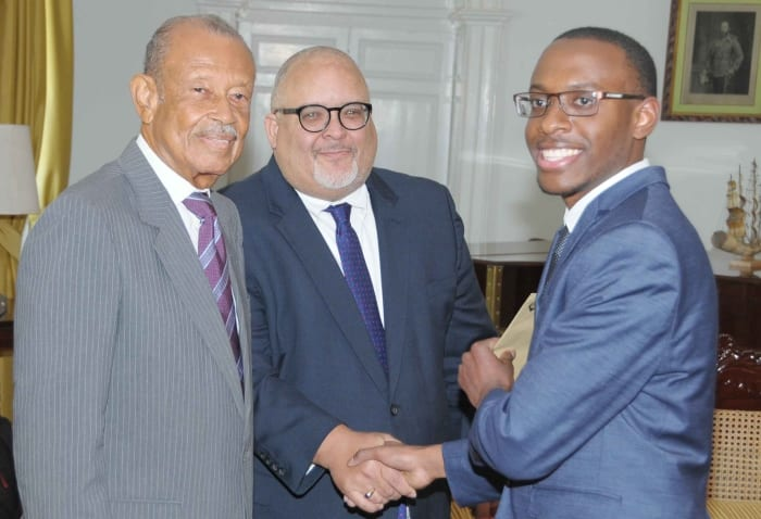 Trinidadian Cops Rhodes Scholarship