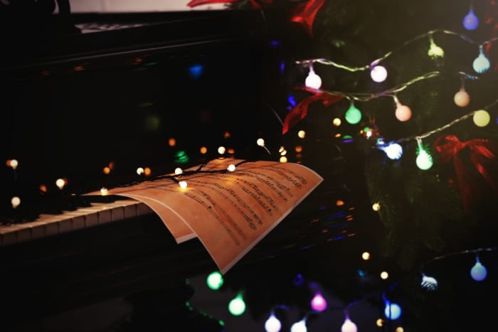 Christmas Comes To Eagle Hall