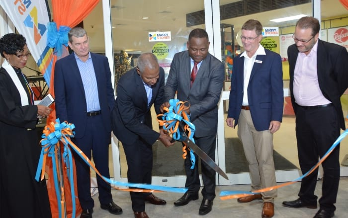 Massy's Investment In Barbados Lauded
