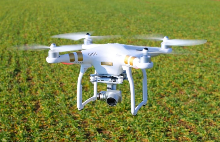 Agricultural Sector Exploring Drone Use