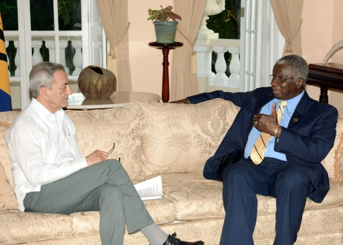 45 Years Of Cuba & Barbados Relations