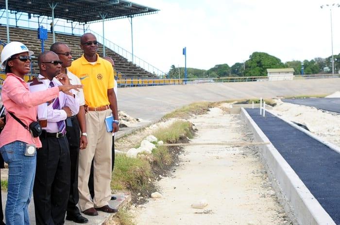 New National Stadium One Step Closer