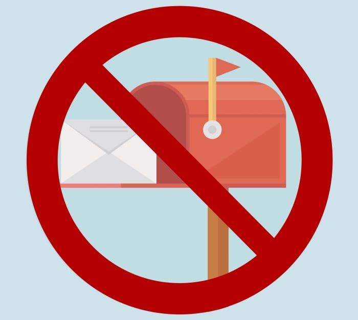 Antigua & Barbuda Mail Service Suspended