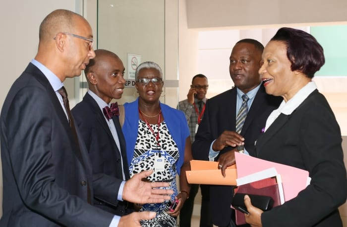 Inniss: New Approach To Halt Counterfeiting