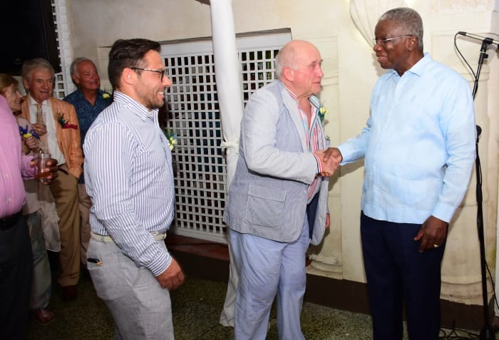 Prime Minister: Safety Is Important To Barbados