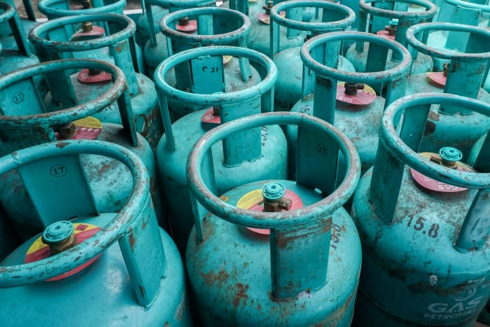 Increase In Liquefied Petroleum Gas Prices