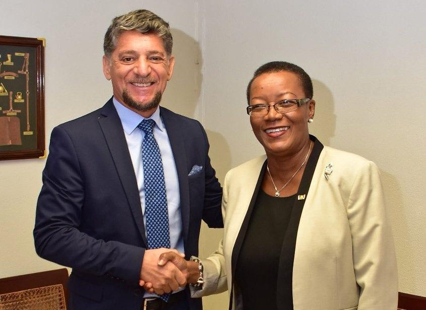 Argentina & Barbados Discuss Areas Of Cooperation