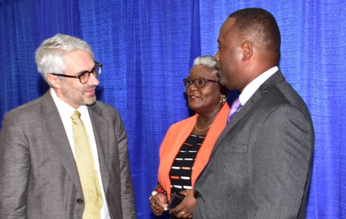 Inniss: Don't Complain, Look For Opportunities
