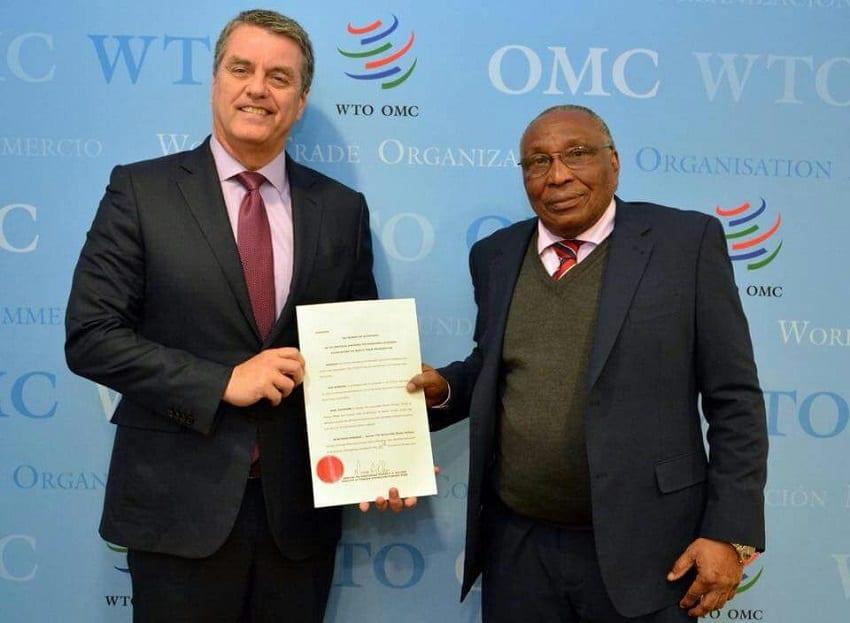 Barbados Ratifies Trade Facilitation Agreement Gis