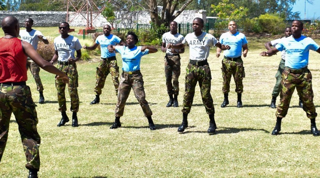 Boot Camp Exercise Sessions Starting April