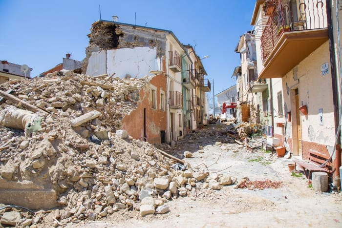 National Earthquake Preparedness Day – March 14